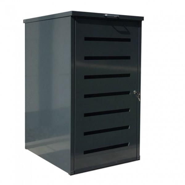 Easy Tailor Mülltonnenbox für 120 Liter Mülltonnen Anthrazit / Mengenwahl