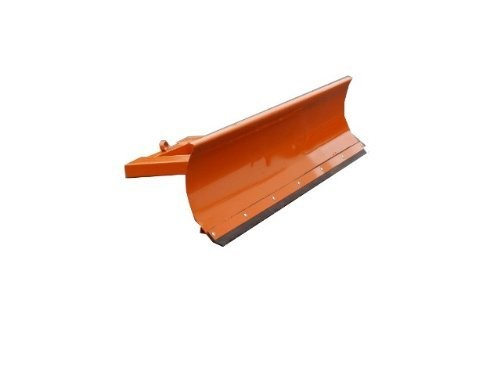 Universal Schneeschild Räumschild nicht verstellbar 100 x 40cm für Gabelstapler