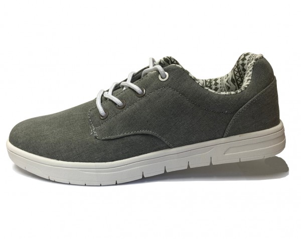 Herrenschuhe Sport Sneaker Schuhe Halbschuhe Freizeitschuhe Gr.45 Grau