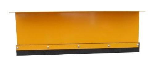 Schneeschild Gelb 100 x 40 cm für Rasen- Aufsitzmäher Stiga Villa Park